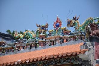 Cheung Chau, temple.