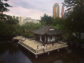 Hong Kong, Kowloon Walled City Parc.