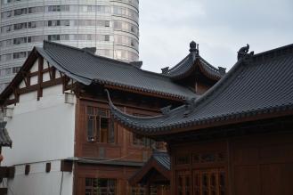 Shanghaï, Jade Buddha Temple