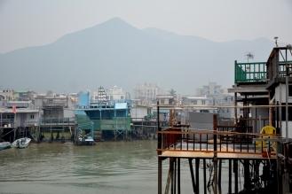Tai O, Hong Kong.